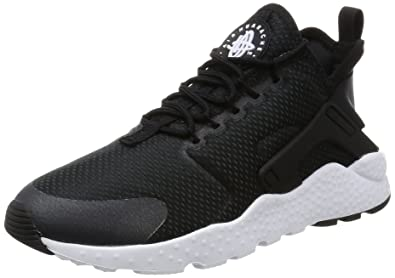 san francisco ccb86 4ca23 Nike Women s Air Huarache Run Ultra Black Black Running Shoes 819151 005 ...