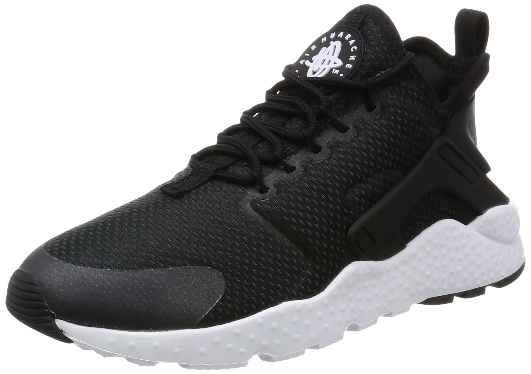 b6f7c55d5a883 Galleon - Nike Women s Air Huarache Run Ultra Black Black-White