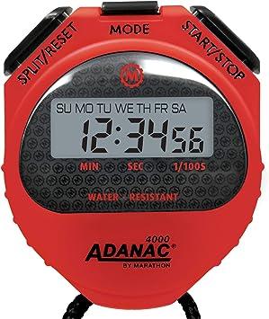 Marathon Adanac 4000 digital Cronómetro Temporizador con pantalla ...