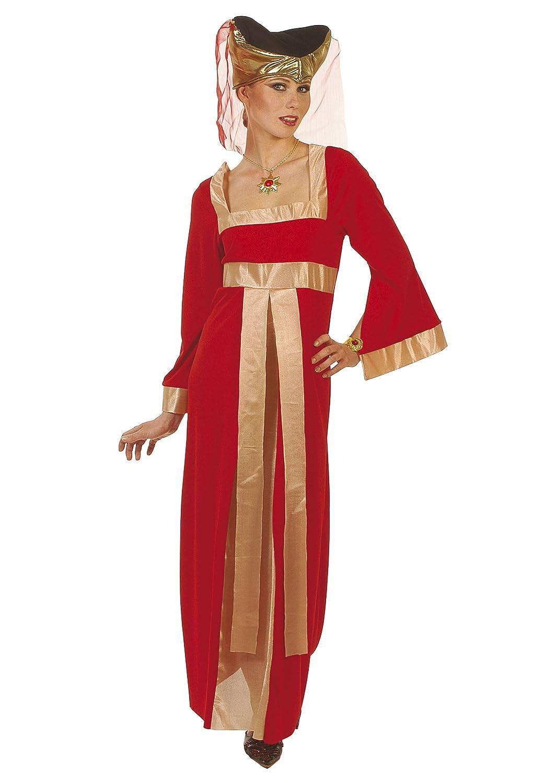 Cesar A870-001 - Disfraz de princesa medieval, 36/38 , Modelos ...