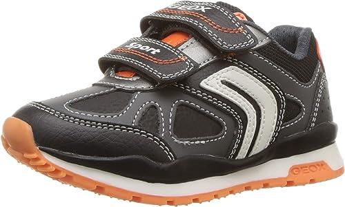 Psicológico boxeo Red de comunicacion  Amazon.com | Geox Unisex-Child Pavel 19 Sport Sneaker | Sneakers