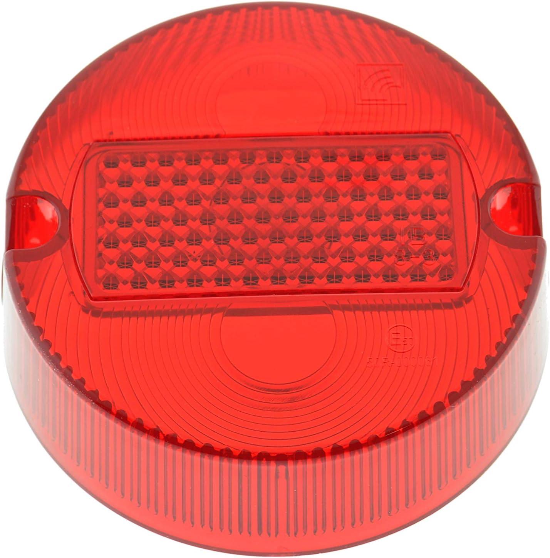 Rücklichtkappe Klein Rund Für Mz Und Simson 2 Schrauben E Geprüft Auto