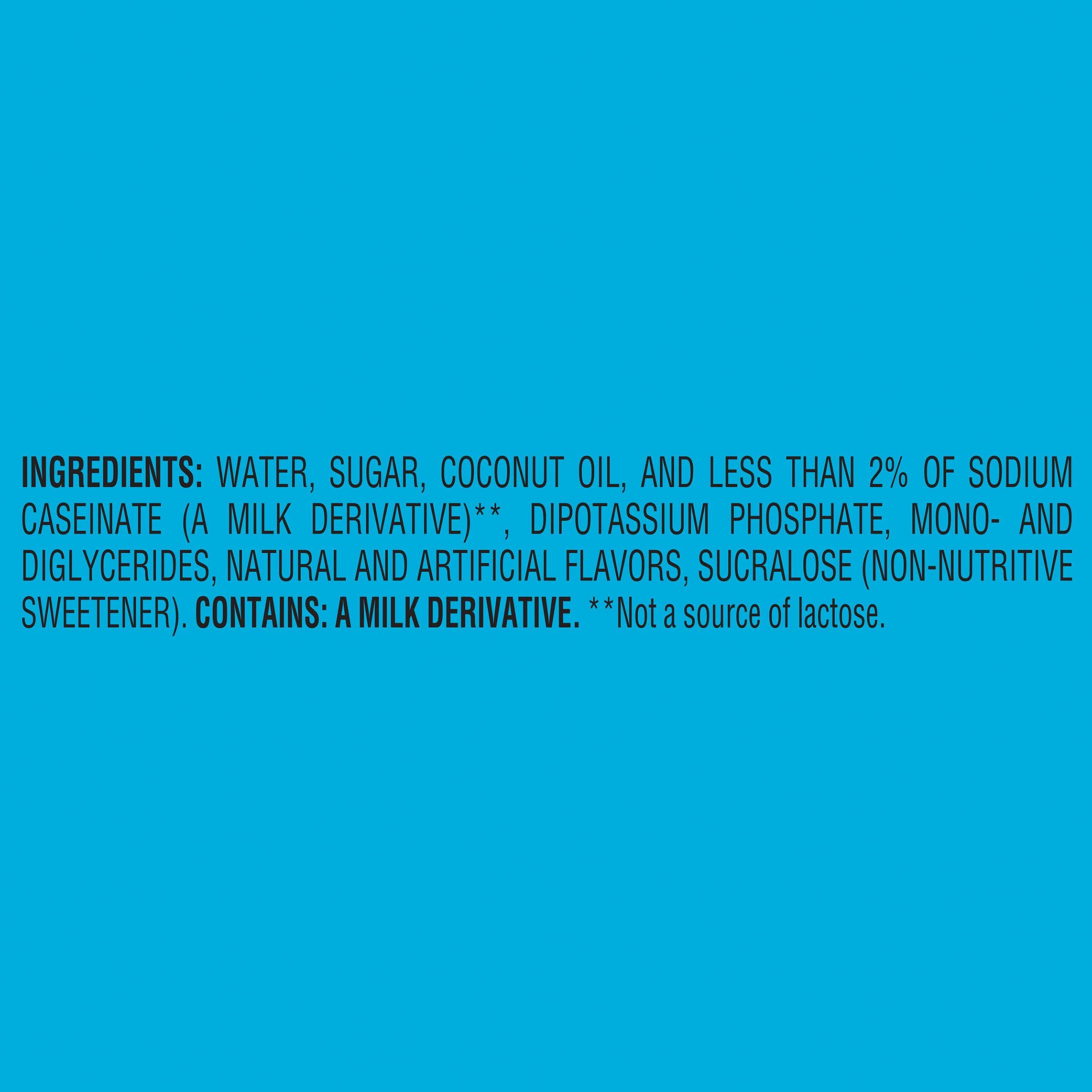 Nestle Liquid Coffee Creamer, Pumpkin Spice, 3/8 Oz, 50 Count - 6 Pack by Nestle