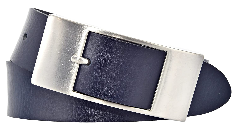Mytem-Gear Damen Leder Gürtel 35 mm Nappaleder Damengürtel MGD351595