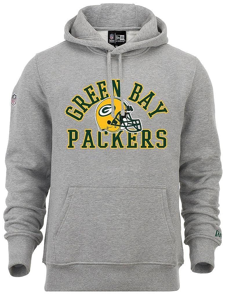 New Era - NFL Green Bay Packers College Hoodie - Grau