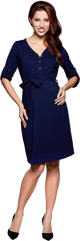 2in1 Umstandskleid Damenkleid Modell: Alison be Mama Stillkleid