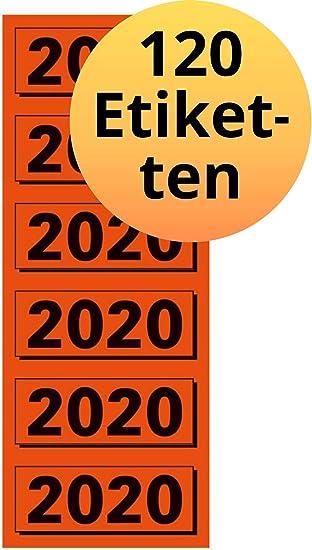 2019  Jahreszahlen Ordner Inhaltsschild Jahreszahl Rückenschild Inhaltsschilder