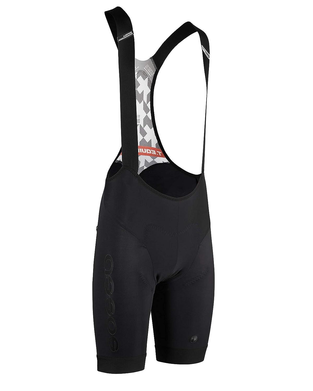 ASSOS T.Equipe EVO PROFBLACK Edition Pantalones Cortos de Ciclismo