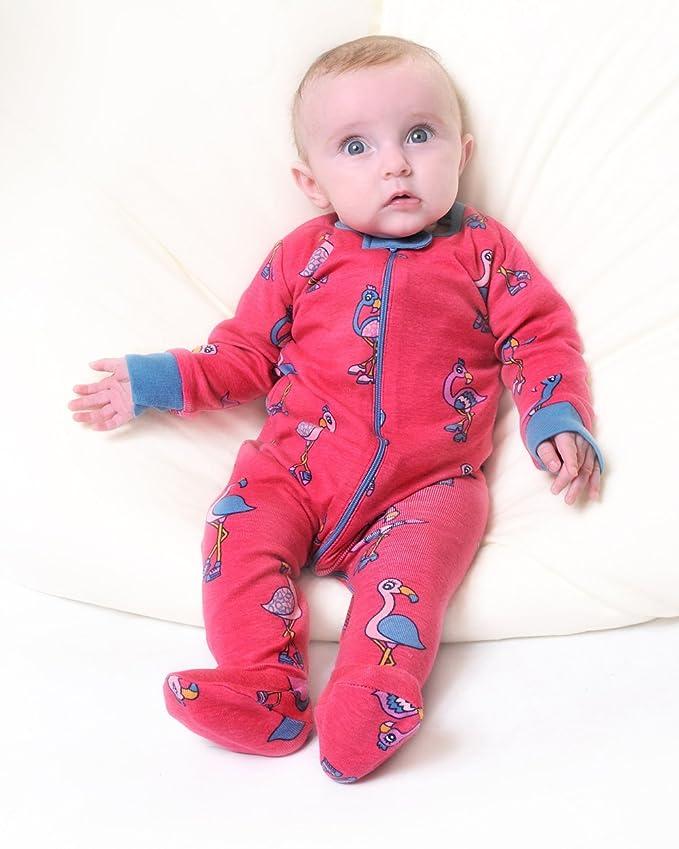 Zippy traje de bebé niña Pelele de pijama Onesie Body con cremallera: Amazon.es: Ropa y accesorios