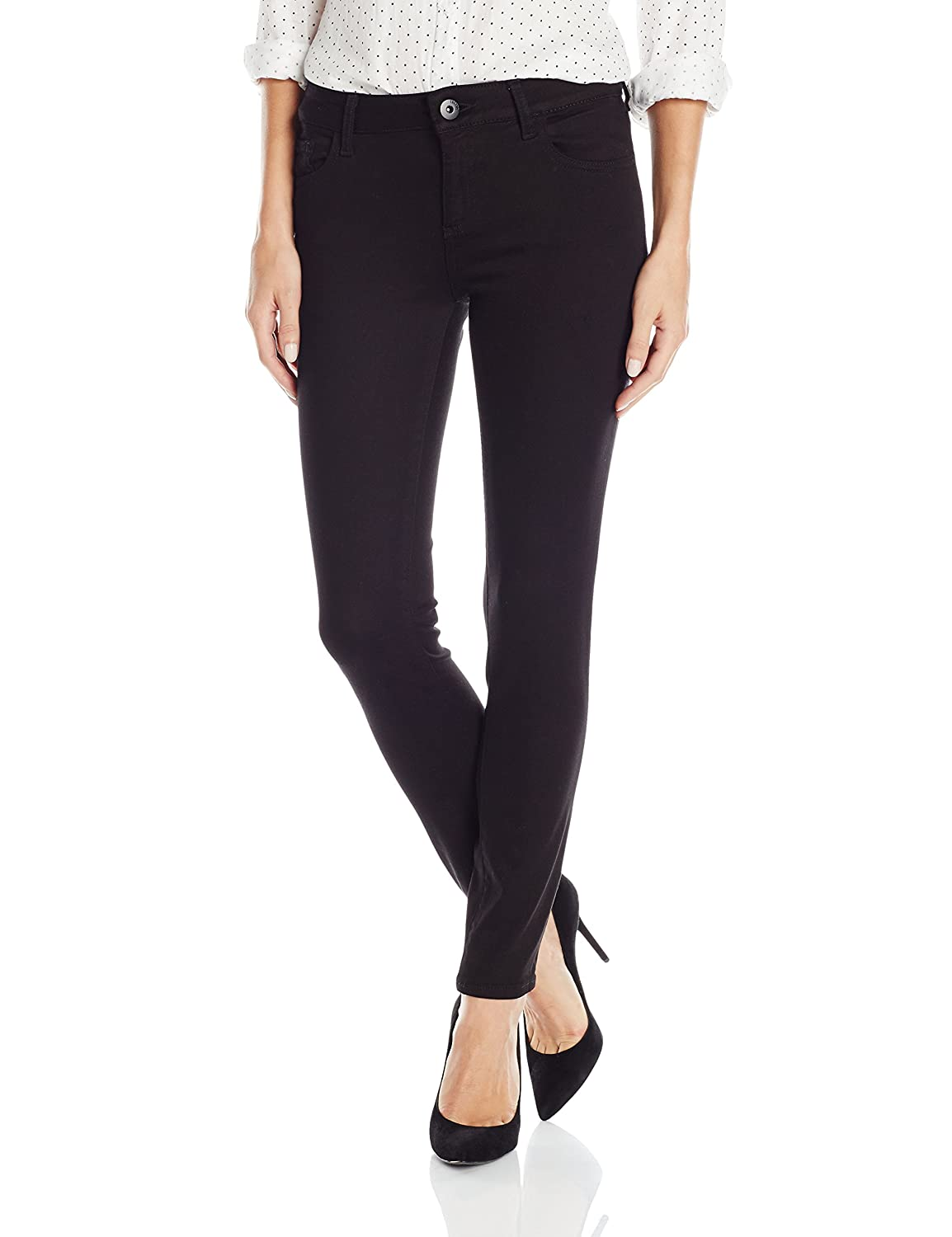 DL1961 Womens Margaux Instasculpt Ankle Skinny Jeans