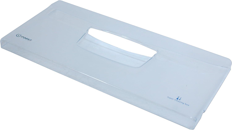 Indesit congelador cajón frontal. Genuine número de pieza ...