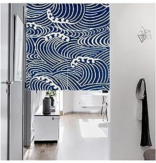 Noren Curtain Tapestry, Mr. Fantasy Japanese Door Curtain Blind, Insect Door  Screen,