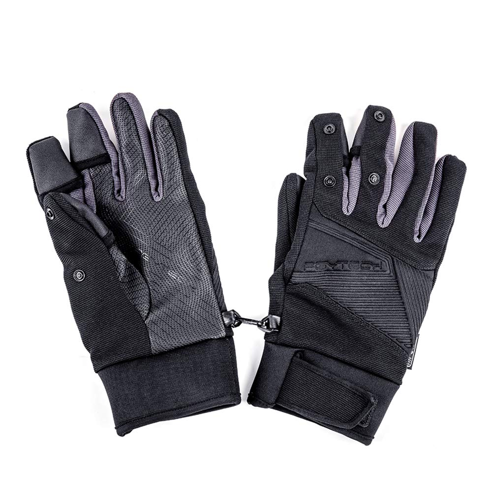 Pgytech Photography Gloves L Gants Adulte Unisexe, Noir, L P-GM-107