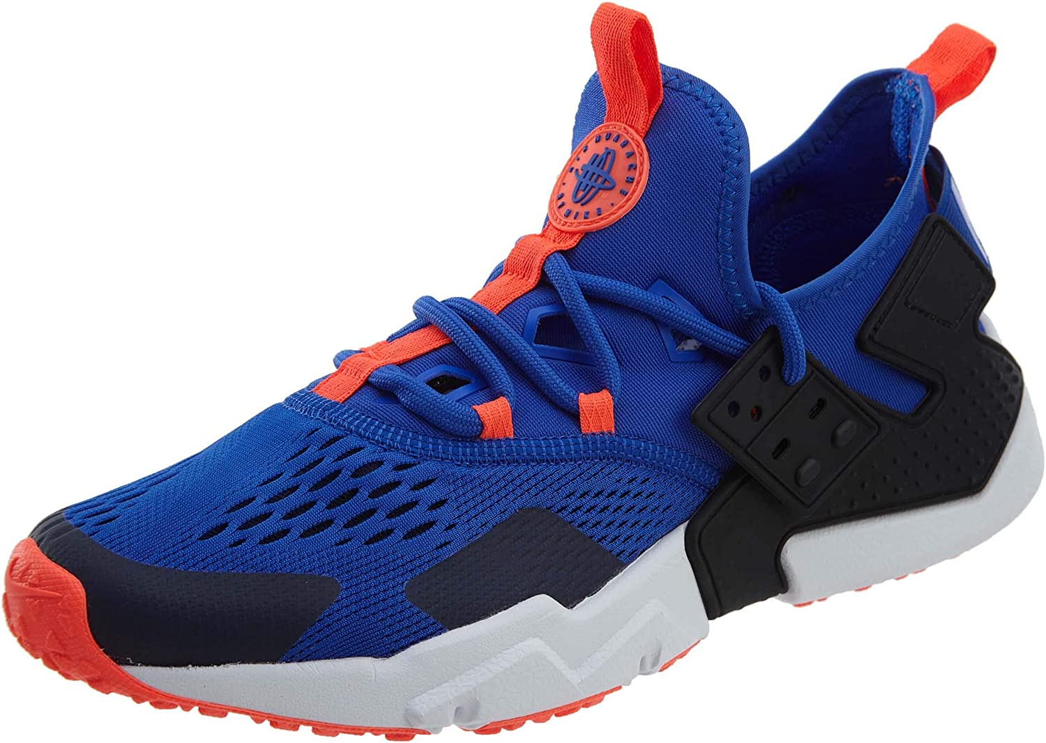 Nike Mens Huarache Drift Fabric Low Top Lace Up Running Sneaker