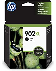 HP 902XL Black Ink Cartridge (T6M14AN) for HP OfficeJet 6951, 6954, 6962; HP OfficeJet Pro 6968, 6970, 6975, 6978