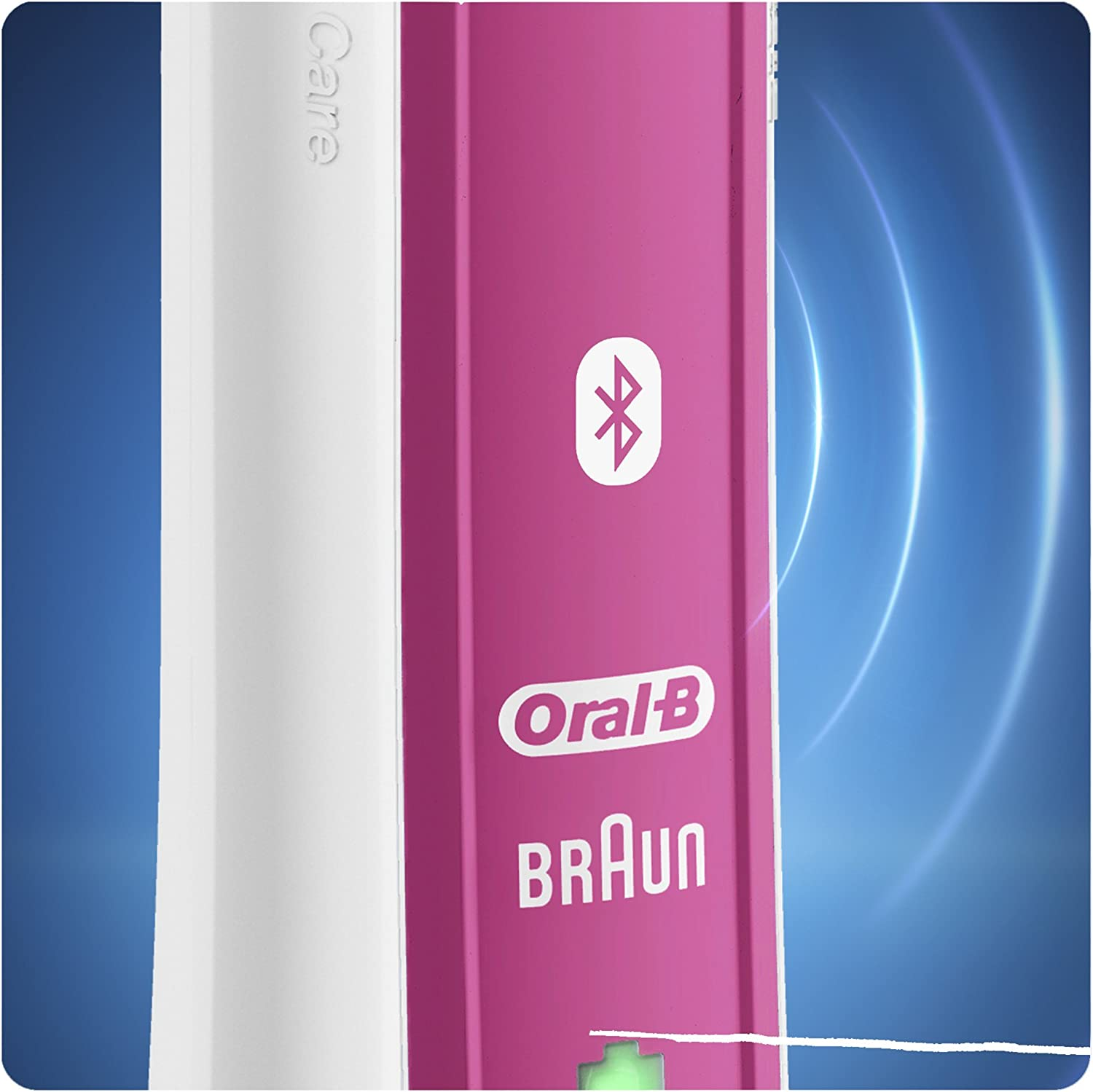 Oral-B Smart Series 4000 Electric Rechargeable Toothbrush Powered ...