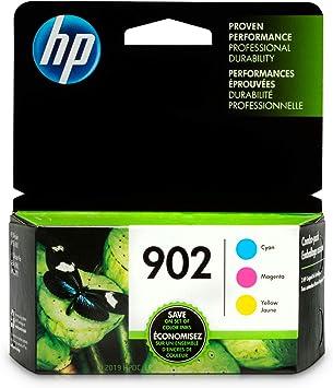 HP 902 cartucho de tinta Original Cian, Magenta, Amarillo ...