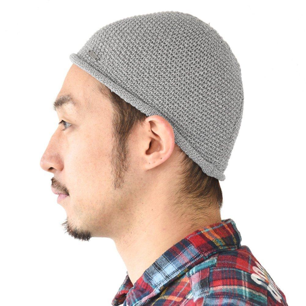 46a915e6d605e Casualbox Mens Womens Skull Cap Beanie Knit Hat Japanese Fashion All  Seasons Gray