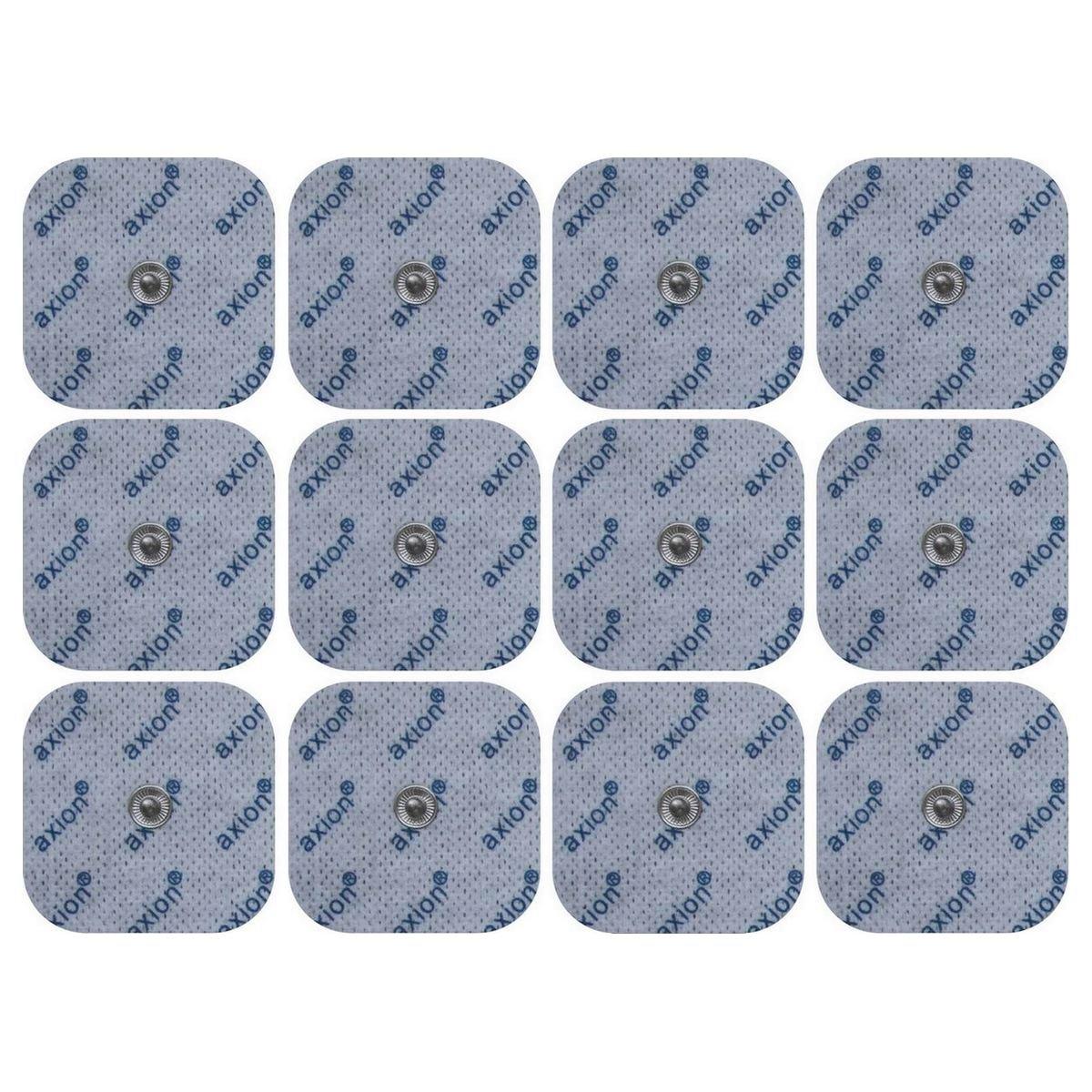 electrodos para Beurer e Hydas y Vitalcontrol SEM xmm almohadillas conexión con
