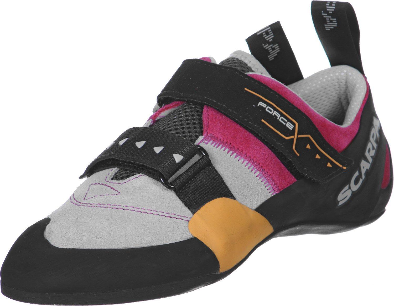 Scarpa Damens Damen Kletterschuhe Force X Damens Scarpa pink (315) f4043b