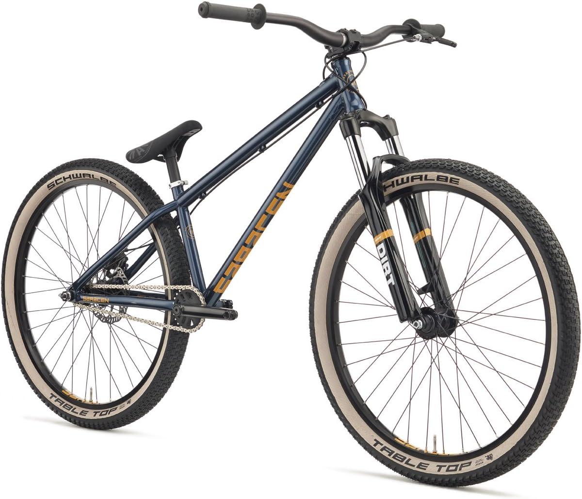 Saracen Amplitude CR2 - Bicicleta de Dirt Jump, color gris oscuro ...