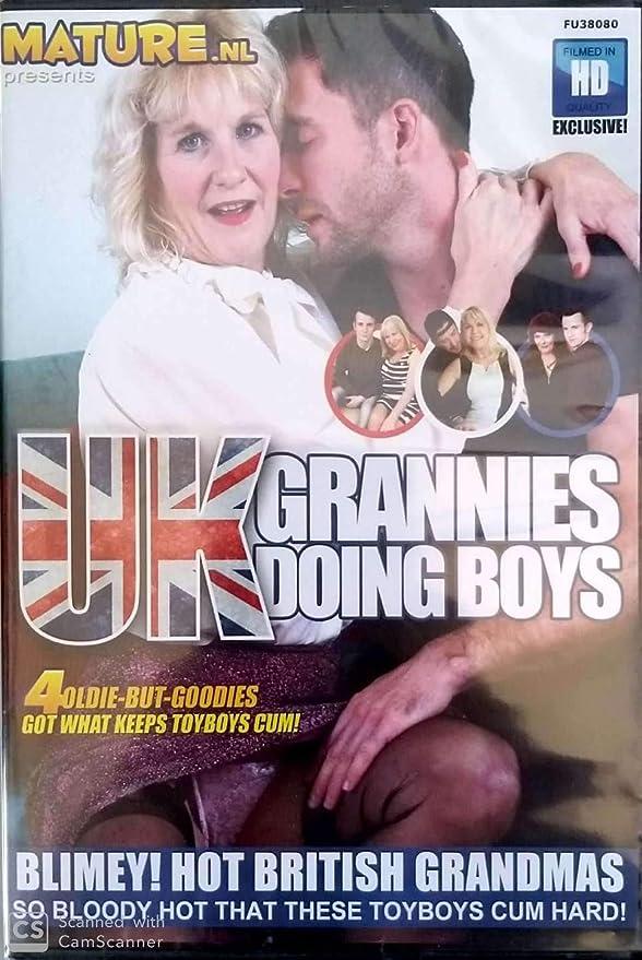 British Mature Movies