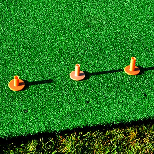 FORB Academy Golf Practice Mat 5ft x 3ft Roll Down Fairway Mat Lets You Practice Like The Pros Net World Sports