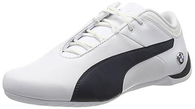 Unisex Adults BMW Ms Future Cat Trainers, White Puma