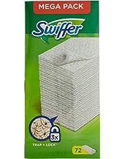 Swiffer 72 Panni Catturapolvere per Scopa Swiffer