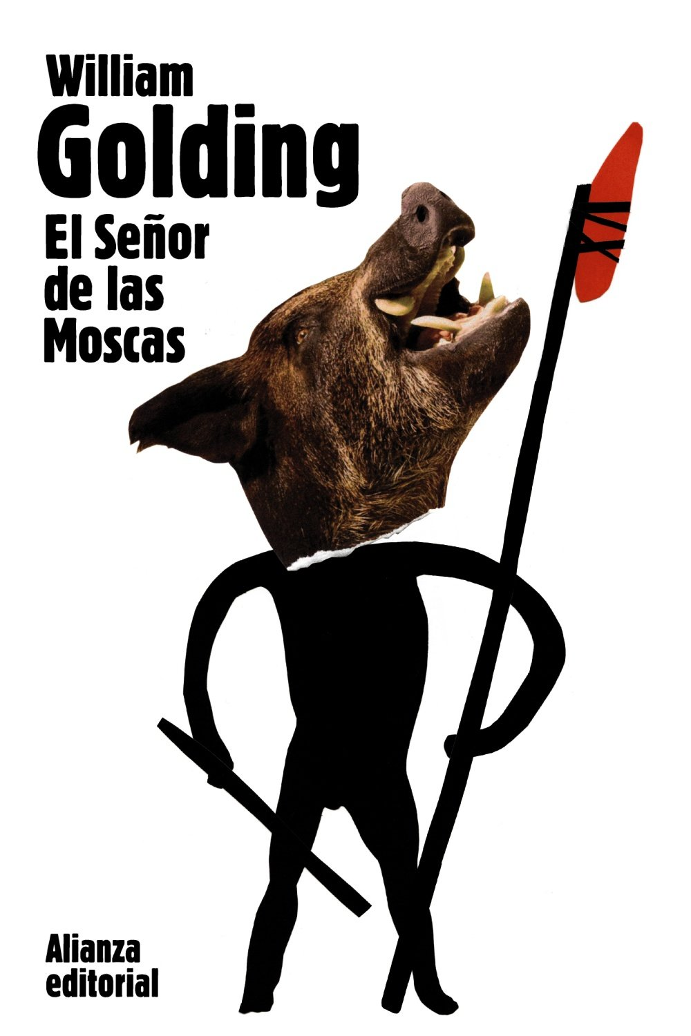Amazon.com: El senor de las moscas / Lord of the Flies (Spanish Edition)  (9788420674179): William Golding: Books