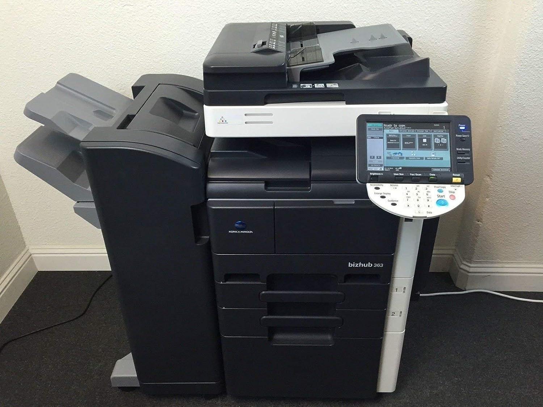 Amazon.com: Konica Minolta Bizhub 363 Escáner de impresora ...