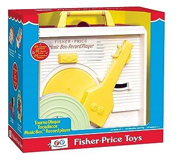 Fisher-Price AKFPTD01ML - Tocadiscos: Amazon.es: Juguetes y ...