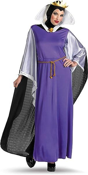 Amazon.com: Traje disfraz de la reina malvada de ...