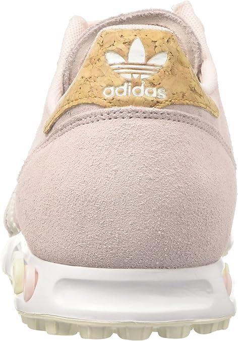 adidas Damen La Trainer Sneakers, Pink (Halo Pink S16Off