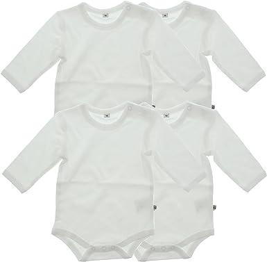 Pippi Body Ls Ao-printed (4-pack), Body para Bebé-Niños: Amazon.es ...