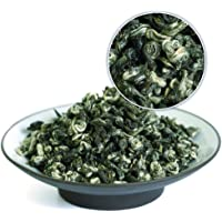 GOARTEA 100g (3.5 Oz) Nonpareil Supreme Organic SuZhou Bi Luo Chun BiLuoChun Spring Leaf Snail Chinese Green Tea (Snail…