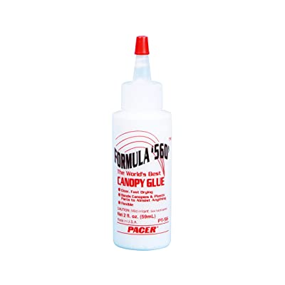Pacer Canopy Glue Flexible 2oz. Zap: Toys & Games