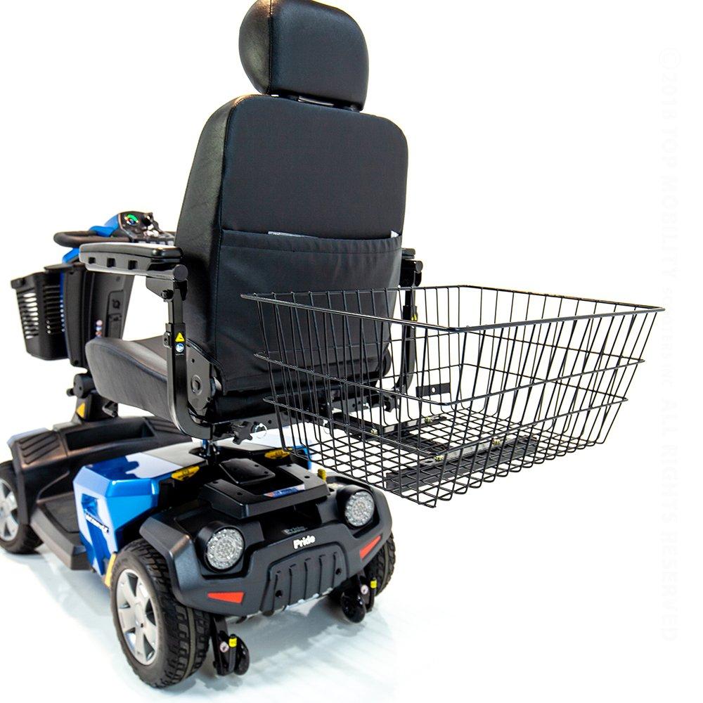Amazon.com: Scooter Cesta trasera XL J1000 para orgullo ...