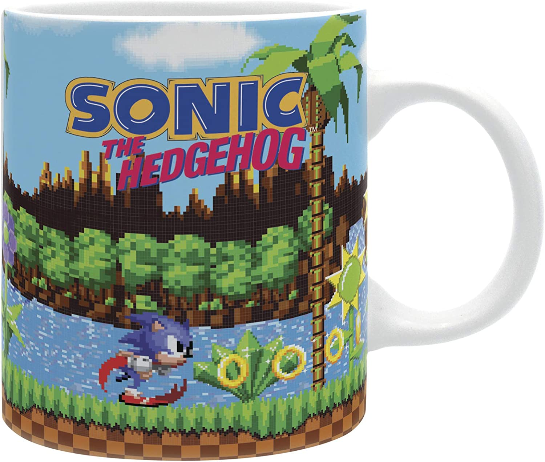 Sonic The Hedghehog Mug