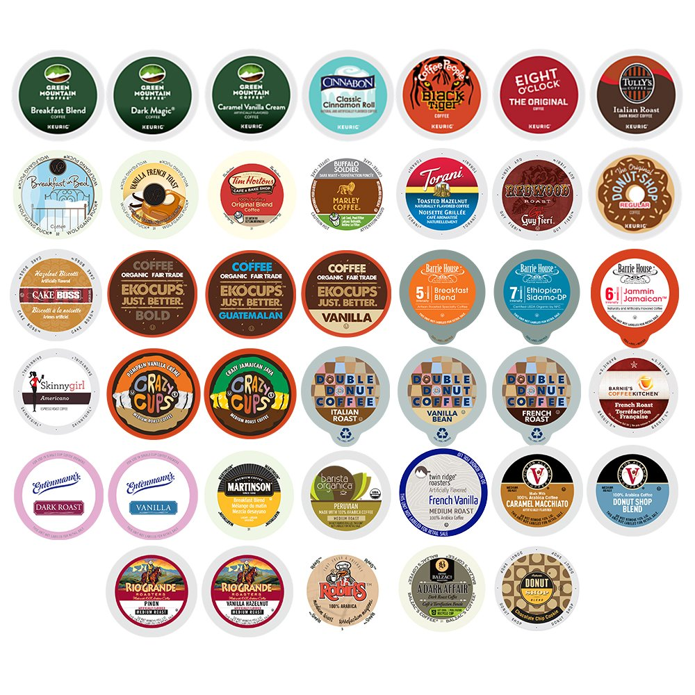 30-count Coffee Single Serve Cups For Keurig K-Cup Brewers