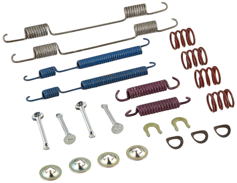 Carlson Quality Brake Parts 17379 Drum Brake Hardware Kit