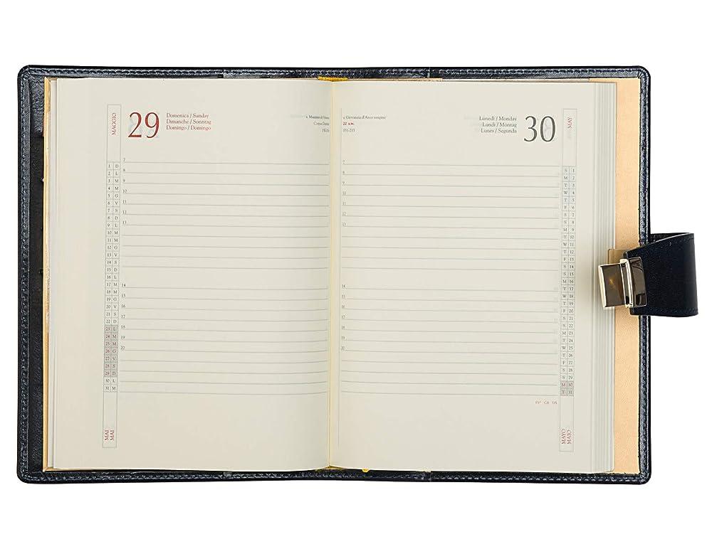 PROGRESSIO Agenda 2020 en piel real - Elegant - 17x24 diaria ...