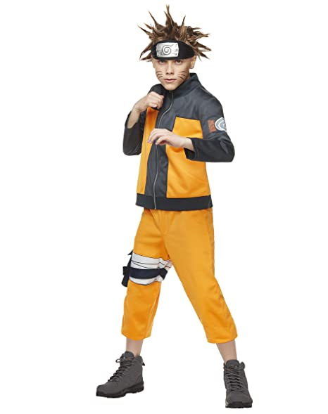 Spirit Halloween Kids Naruto Costume