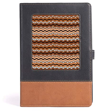 Amazon com : Hardcover Executive Notebook - Zambia - Tribal