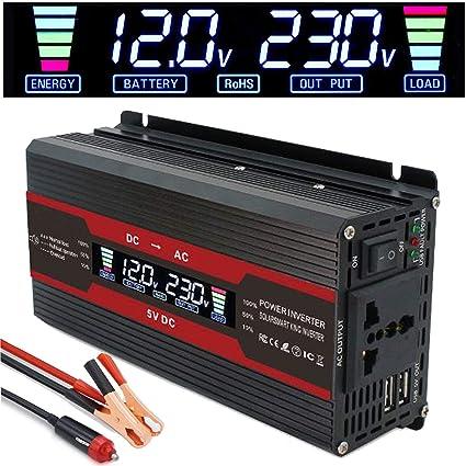 Inversor Electrico De 2000W 26000W 3000W,Convertidor De ...