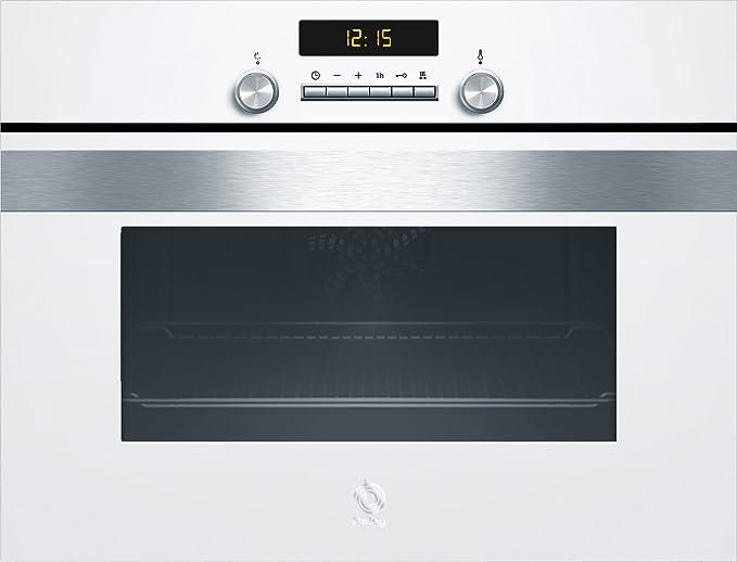 Balay 3HB458NC - Horno (Medio, Horno eléctrico, 50 L, 50 L, 50-275 ...