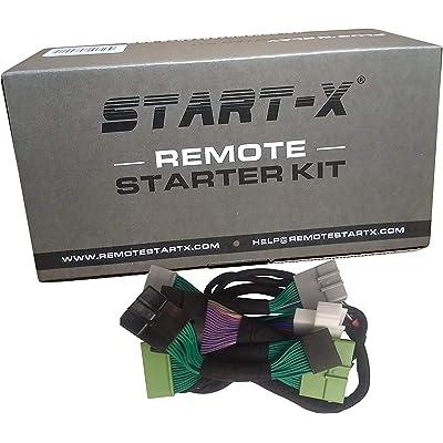 Start-X Remote Starter Plug N Play Fits Nissan Altima 2013-2020 || Maxima 2016-2020 || Murano 2015-2020 || Pathfinder 2013 – 2020 || 3X Lock to Remote Start: Car Electronics
