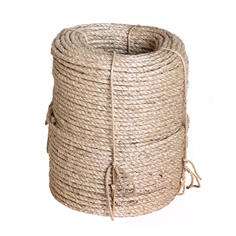 Karry Cuerda de sisal Natural, Cuerda de sisal también para ...