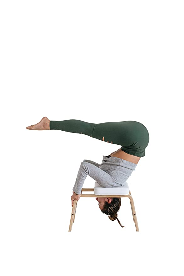333 Yoga & Fitness Headstand Bench Inversion Trainer