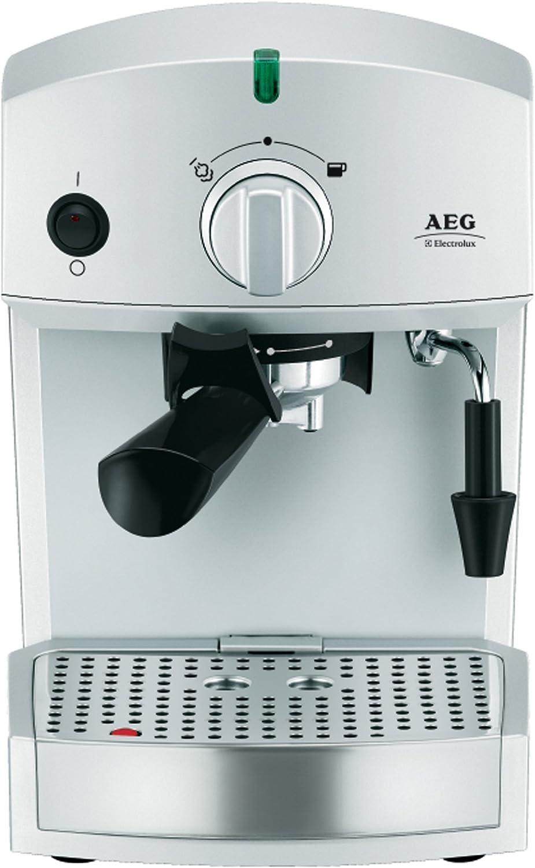 AEG EA 130 Crema - Máquina de café: Amazon.es: Hogar
